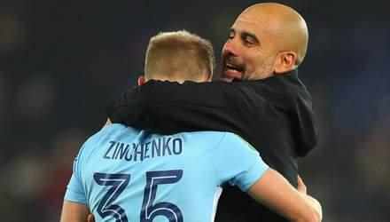 """""""Манчестер Сіті"""" планує придбати нового гравця на позицію Зінченка"""