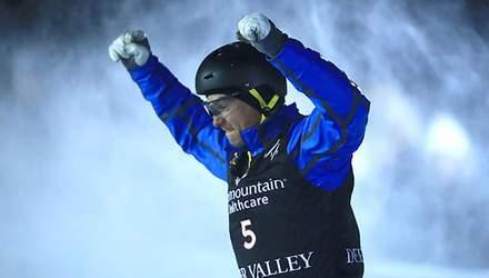 Абраменко стал лучшим спортсменом Украины в феврале