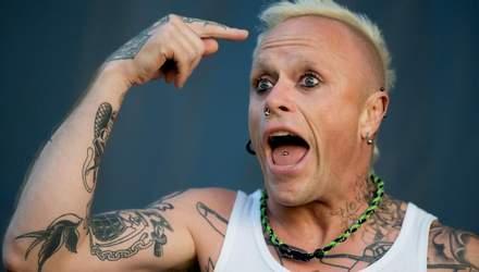 Помер Кіт Флінт: що відомо про знаменитого вокаліста гурту The Prodigy