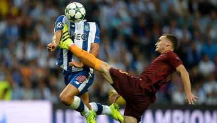 Порту – Рома: прогноз букмекеров на матч Лиги чемпионов