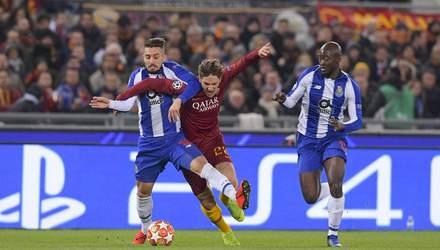 Порту – Рома: где смотреть онлайн матч Лиги чемпионов