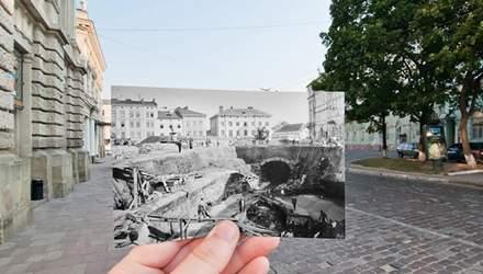 Річка, що тече під вулицями міста: захоплива історія про львівську Полтву