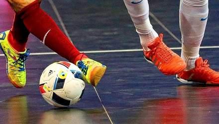 Финал четырех Кубка Украины по футзалу состоится в Ивано-Франковске