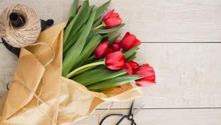 Привітання з 8 березням вчительці у прозі та віршах