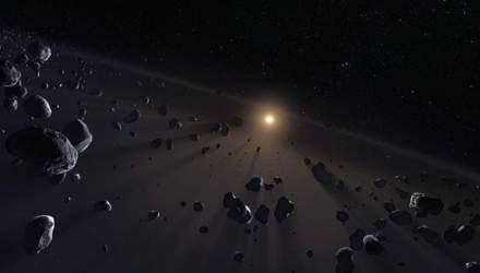 З'явився додаток, що показує створення Сонячної системи