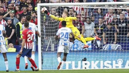 Український воротар Лунін показав неймовірну гру проти лідера Ла Ліги та відбив пенальті: відео