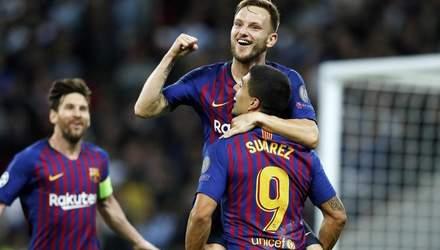 Барселона – Лион прогноз букмекеров на матч Лиги чемпионов