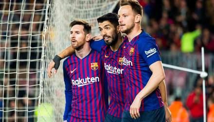 Барселона – Лион: где смотреть онлайн матч Лиги чемпионов