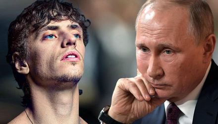 Свобода обійшлася дорого, – скандальний Сергій Полунін про любов до Путіна