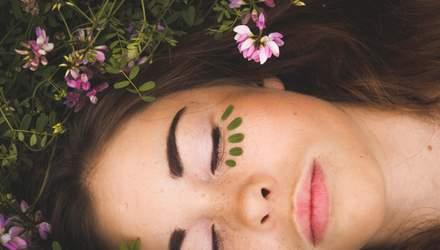 Як кількість сну впливає на шкіру