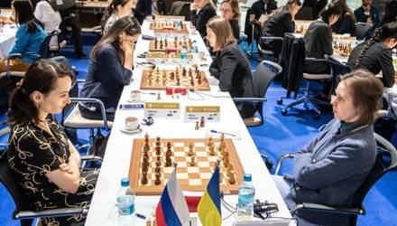 Жіноча збірна України побореться за срібні нагороди на чемпіонаті світу з шахів