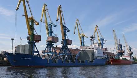 Яких втрат зазнав Маріупольський порт через Кримський міст