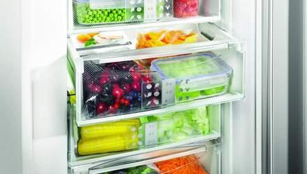 Які продукти не можна довго зберігати в морозилці: перелік