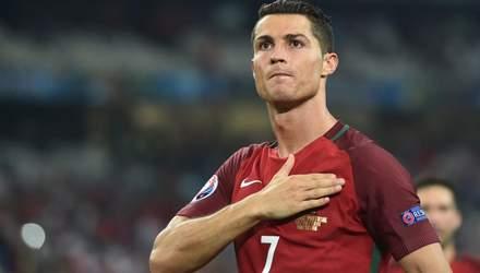 Роналду анонсировал свое возвращение в сборную Португалии