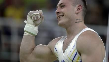 Украинец Радивилов завоевал бронзу на этапе Кубка мира по спортивной гимнастике: видео