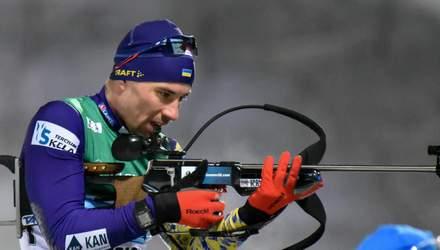 Мужская сборная Украины провалила эстафету на чемпионате мира по биатлону, победила Норвегия