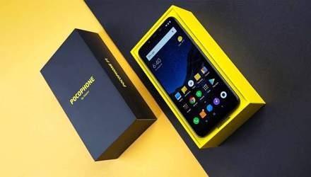 Pocophone F2 від Xiaomi пройшов тест на продуктивність: що очікувати від смартфона