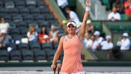 Украинская теннисистка вышла в финал квалификации турнира в Майами, проиграв первый сет 0:6