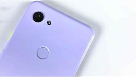 Бюджетні смартфони Google Pixel 3a та Pixel 3a XL повністю розсекретили до анонсу
