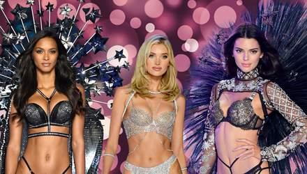 """""""Ангели"""" Victoria's Secret: імена та біографії знаменитих моделей"""