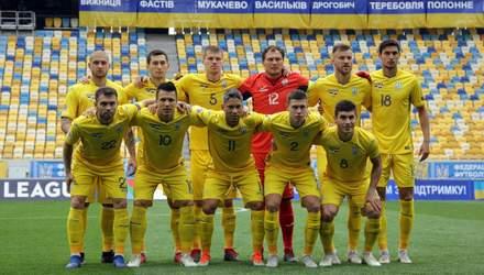 Люксембург – Украина: онлайн матча квалификации Евро-2020