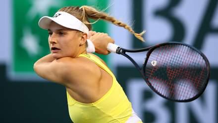 18-річна Ястремська поступилася у другому колі турніру WTA в Маямі: відео