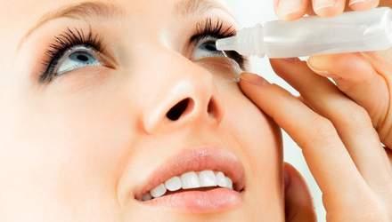 """Убережет от слепоты: ученые создали """"клей"""" для глаз"""