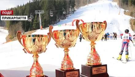 Bukovel Kids Cup: в Карпатах состоялись самые массовые детские лыжные гонки Украины