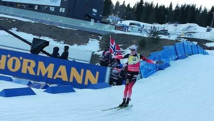 Братья Бьо выиграли гонку-преследование, Пидручный попал в топ-30