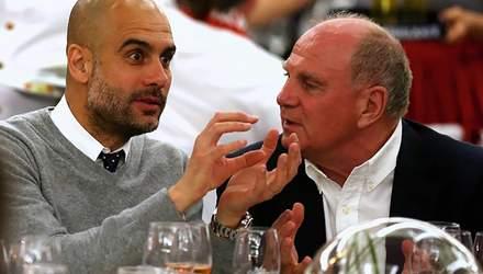 """У """"Баварії"""" зробили гучну заяву про власника """"Манчестер Сіті"""", англійці вимагають вибачень"""