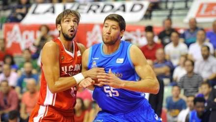 Українські баскетболісти провели божевільний матч в Іспанії