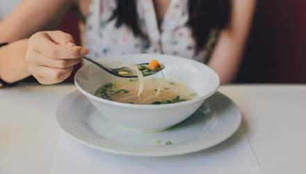 Нужно ли есть ежедневно первые блюда: ответ диетолога