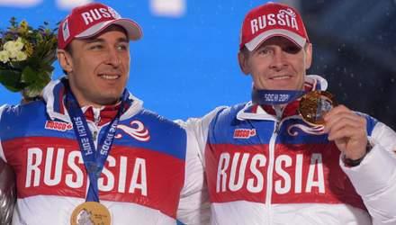 В России забрали еще две золотые медали Олимпиады-2014 в Сочи из-за допинга