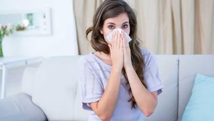 Чому виникає закладеність носа: 8 причин