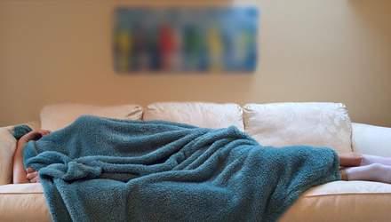 Чому виникають проблеми зі сном та як з цим боротися