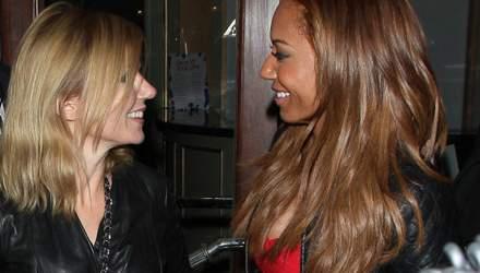 Чи був секс між учасницями Spice Girls: Мел Бі спростувала заяву Холлівелл про лесбі-роман