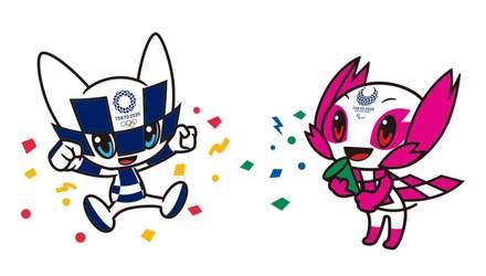 Представлены изображения олимпийского талисмана по видам спорта Токио-2020: фото
