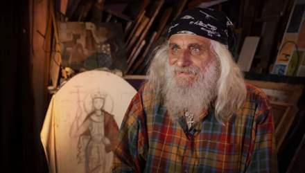 Найбільше визнання отримав від сепаратистських каналів, – Лев Скоп розповів про свої ікони