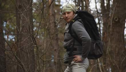 Українець планує встановити рекорд, пройшовши пішки з Києва до Лісабона