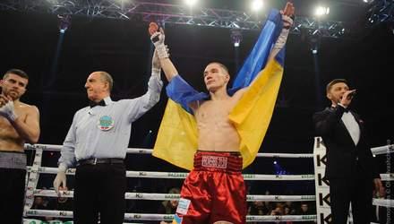 Українець Маліновський проведе бій в андеркарті поєдинку Усик – Такам
