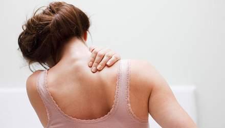 Почему болит в плечах: основные причины