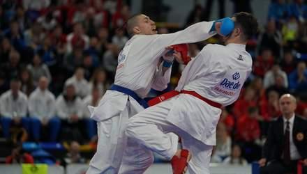 Украинские каратисты завоевали три золота и одно серебро на престижных соревнованиях