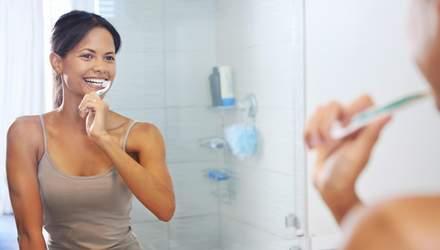 Когда чистить зубы: полезные советы