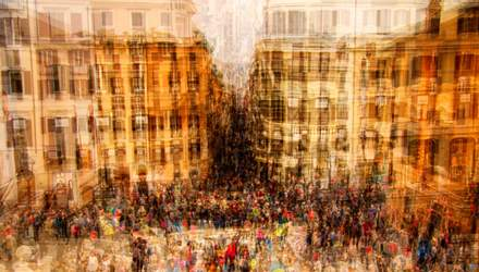 Там, где встречаются моменты и память: 17 фото о ритме больших городов