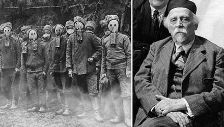 Українець, який придумав перший у світі протигаз та врятував тисячі життів