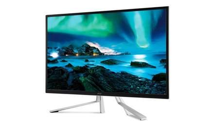 Acer представила новий 4К-монітор: характеристики та ціна