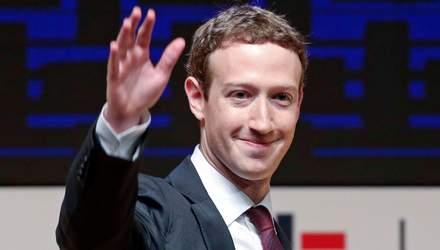 Цукерберг показал новый дизайн Facebook: фото изменений