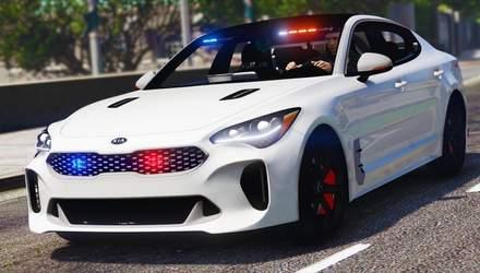 """Fujitsu и Kia разрабатывают """"умное"""" полицейское авто"""