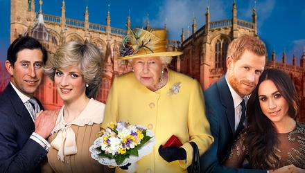 Испорченная корона: скандальные браки и громкие разводы в королевской семье Великобритании