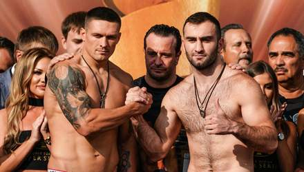 Генсек Федерации бокса России пригрозил Александру Усику